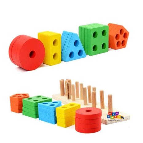 Joc-din-lemn-sortator-forme-geometrice-1-5