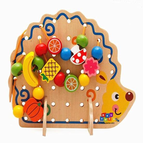 Jucaria-montessori-din-lemn-Ariciul-de-snuruit-fructe-82pc5