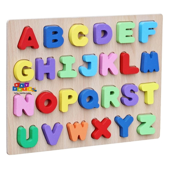Puzzle-din-lemn-3D-Alfabetul-litere-de-la-A-Z