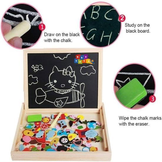 Tabla-magnetica-din-lemn-cu-puzzle-si-desen-3-in-17