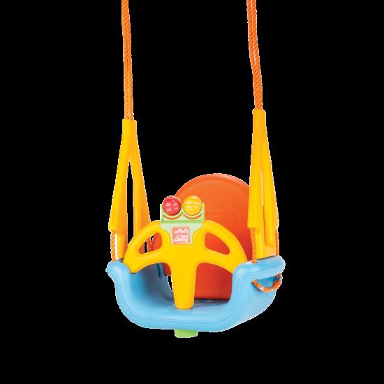 Leagan din plastic pentru copii 3 in 1 Pilsan1