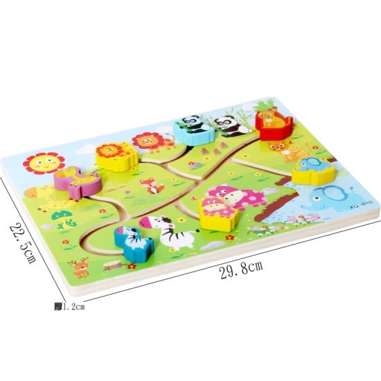 puzzle-labirint-lemn-animale-jungla1