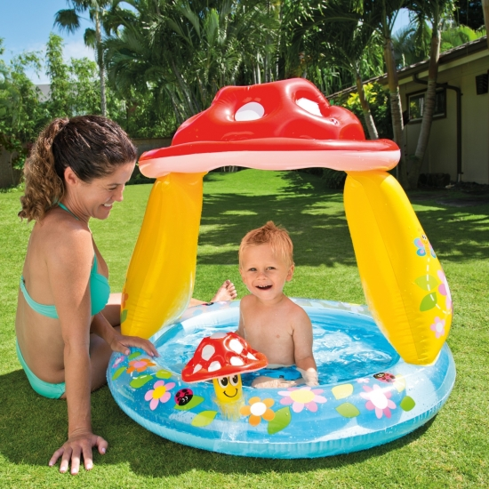 piscina-cu-acoperis-bebe-intex-ciupercuta3