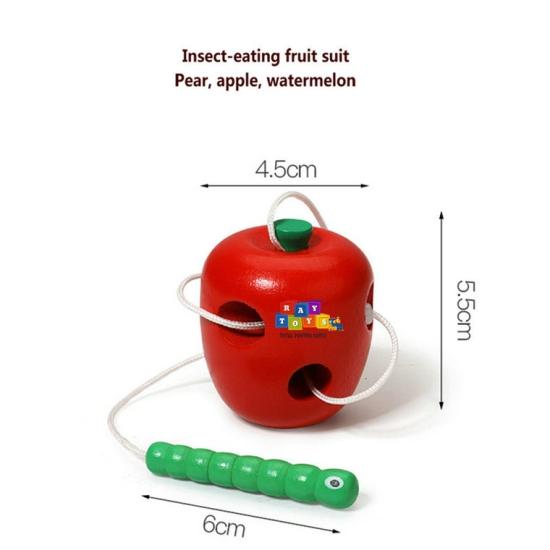 Joc-snuruit-din-lemn-pentru-copii-Set-3-fructe6