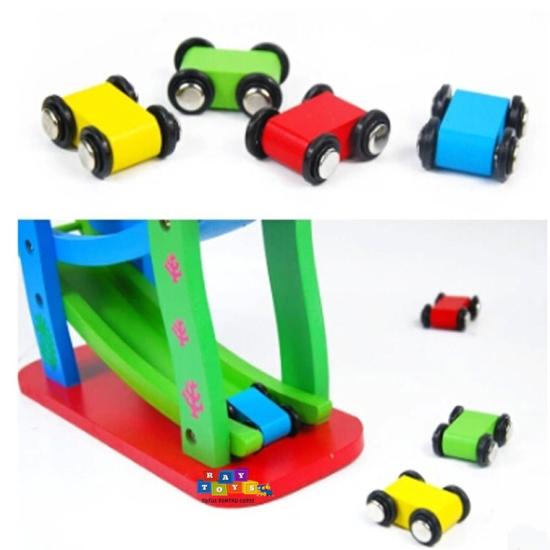 jucarie-lemn-pista-cu-raliu-si-masinute-miniature2