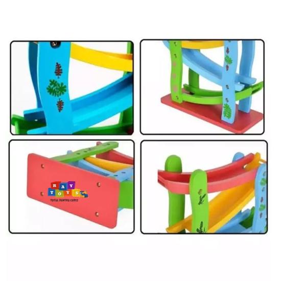 jucarie-lemn-pista-cu-raliu-si-masinute-miniature4
