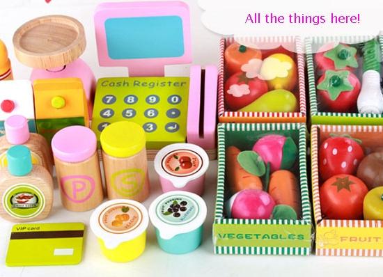 Magazin-alimentar-din-lemn-cu-accesorii-Supermarket-MSN