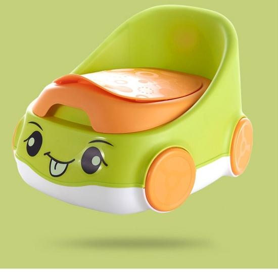 Olita masinuta bebe tip scaunel cu Capac