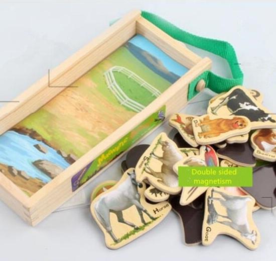 Set-forme-magnetice-educative-din-lemn-cu-desene