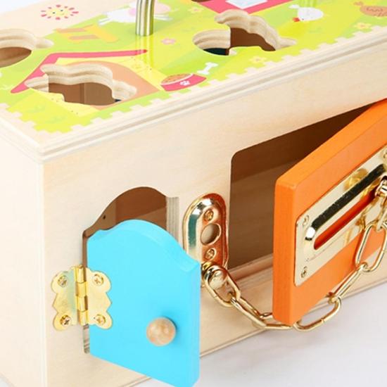 cub-educativ-cu-forme-incuie-si-descuie-animal-lock-box