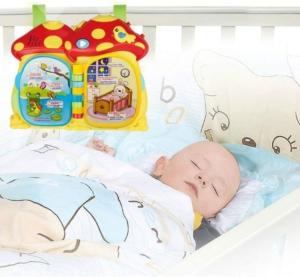 Proiector Carte muzicala de noapte pentru bebe Ciupercuta