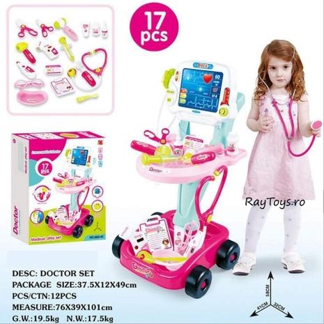 Carucior-jucarie-Set-Doctor-cu-simulare-electrica-17-Pcs.jpg
