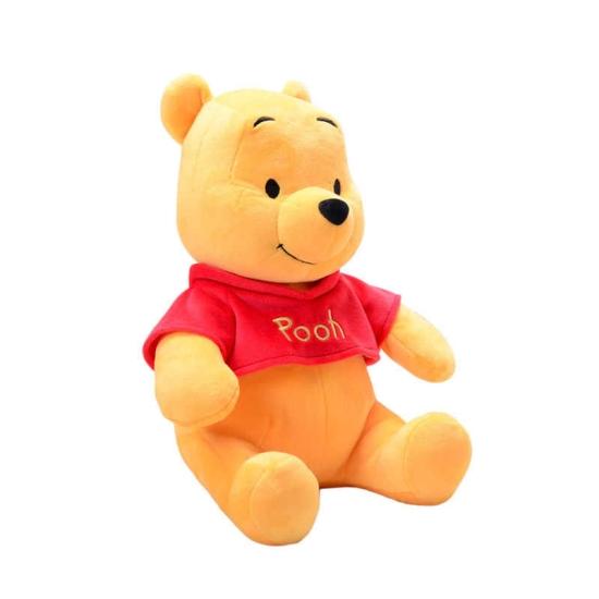 Jucarie plus mascota Winnie the Pooh 20 cm