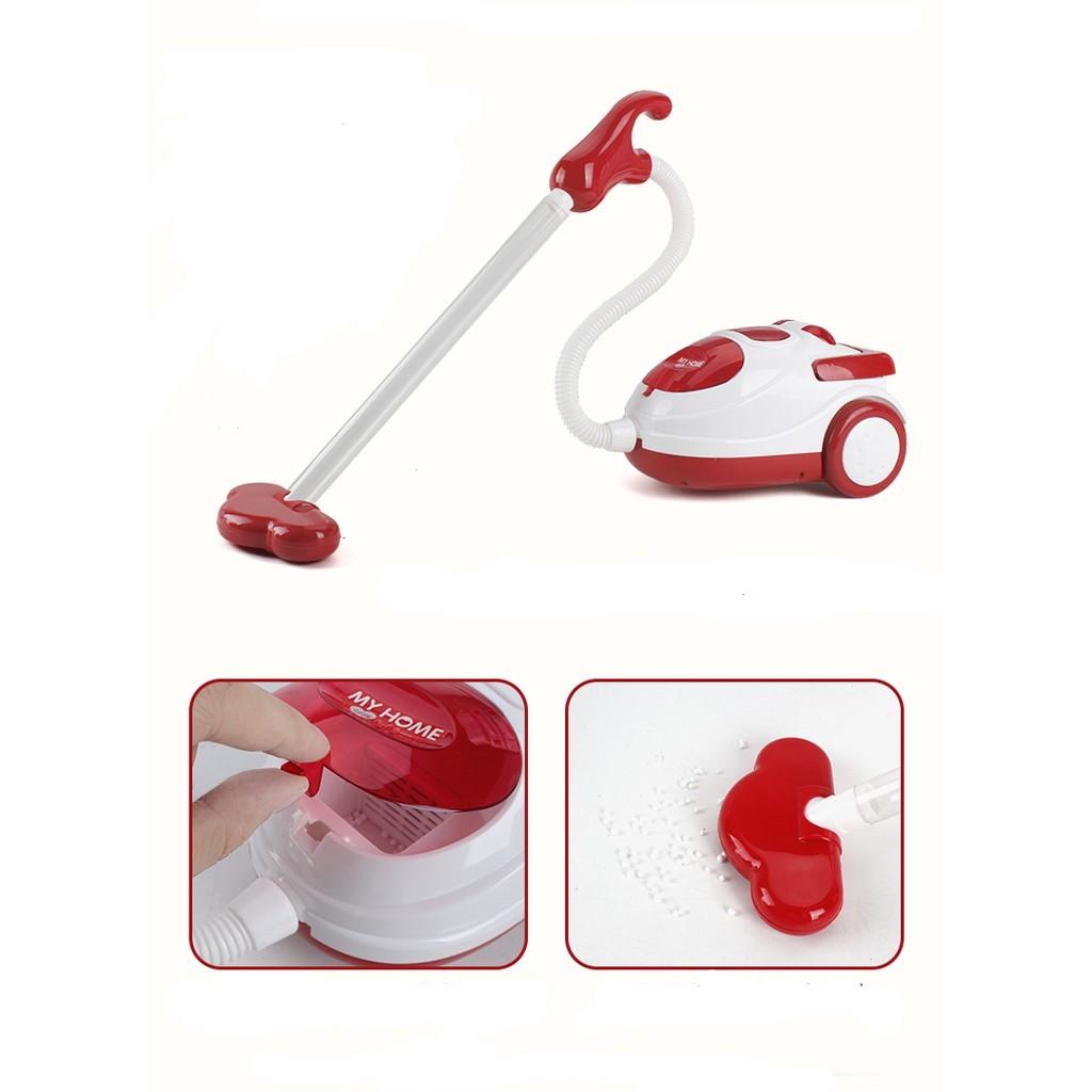 Mini Aspirator de jucarie electric pentru curatenie
