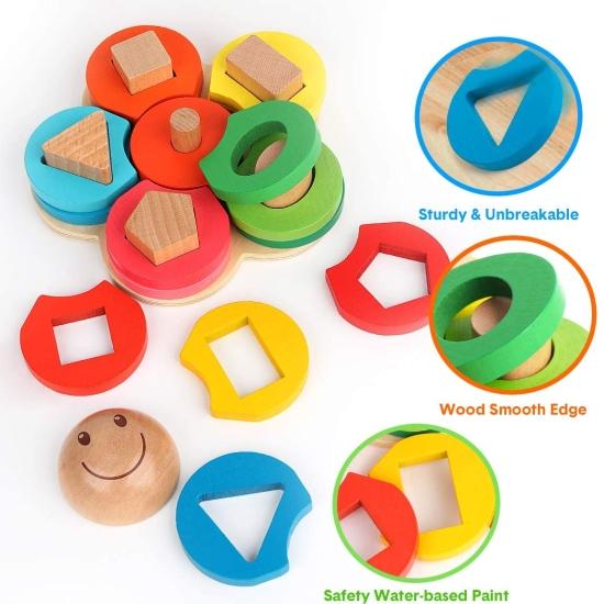 Sortator-forme-geometrice-Blocuri-stivuire-din-lemn-Floare.jpg