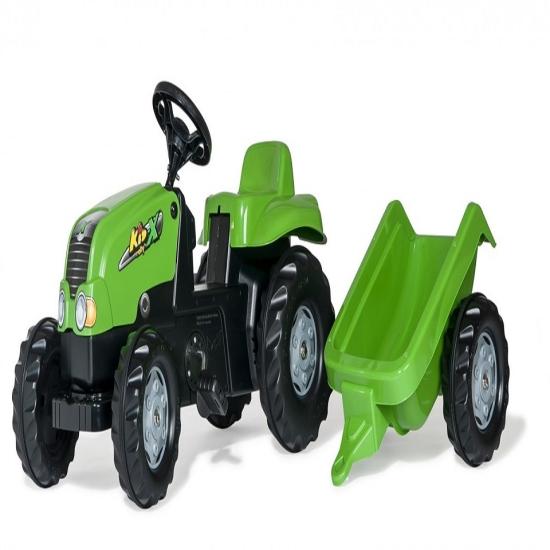 Tractor cu remorca Rolly Kid X
