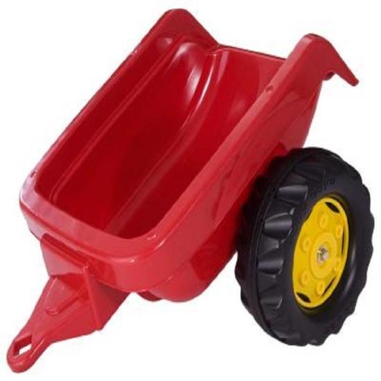 Tractor cu remorca Rolly Kid Valtra