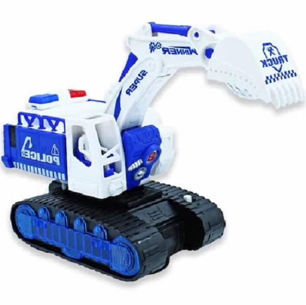 Excavator robot transformers 2/1 supereroi
