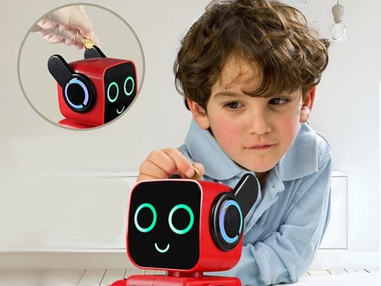 Robot Jucarie interactiva Robotul WILE
