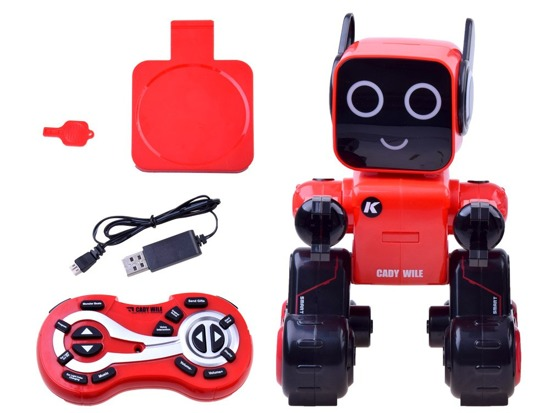 Jucarie interactiva Robotul WILE