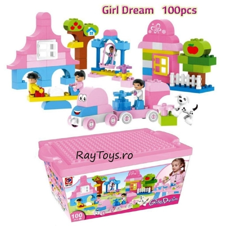 Set-cuburi-de-constructie-Lego-cu-masuta-Girl-Dream-100-pcs1.jpg