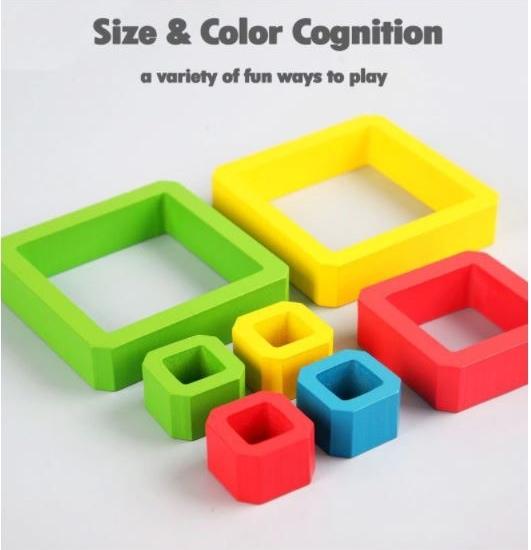 joc-lemn-montessori-rainbow-cuburi-piramida-forme-geometrice