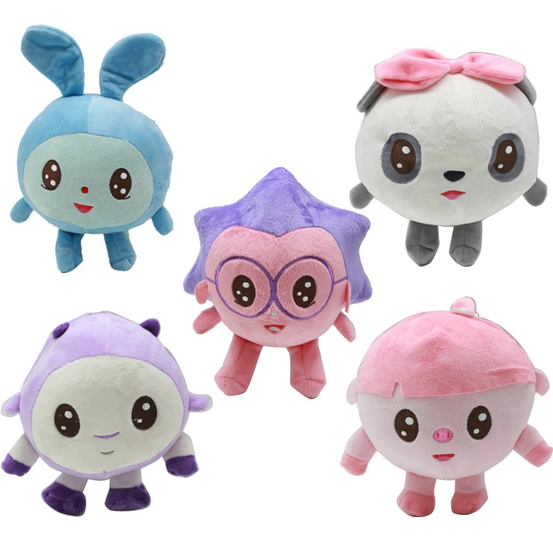 jucarii-plus-set-5-babyriki-mascote-desene-animate