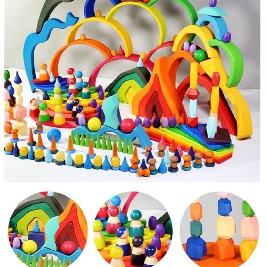 Papusi-curcubeu-lemn-figurine-jucarii-Montessori-Peg-Doll.jpg