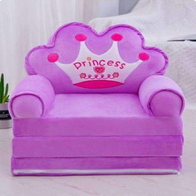 Fotoliu extensibil plus Canapea Princess si Prince cu 3 parti