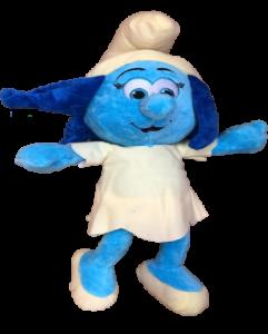 Strumfii este numele generic al unor creaturi fictive, de culoare albastra. Sunt personajele principale ale unei benzi desenate cu titlu omonim. Cunoscuti si in limba engleza Smurfs. Strumfii traiesc intr-un satuc de case-ciuperci in padurea fermecata.