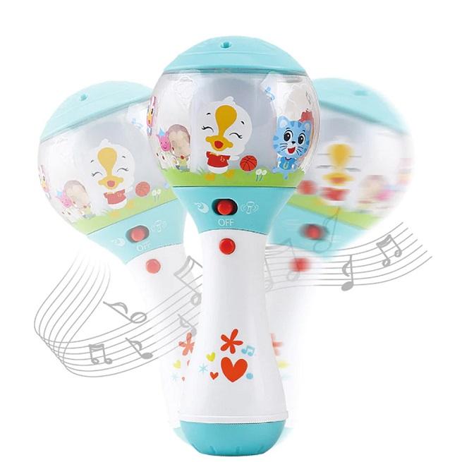 Jucarie zornaitoare cu lumini si sunete bebe