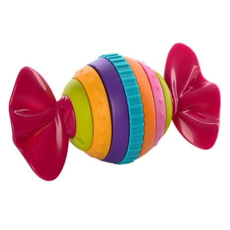 Jucarie bebe dentitie Zornaitoare colorata Hola Toys