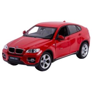 Masina metalica BMW X6 rosu Jucarie copii