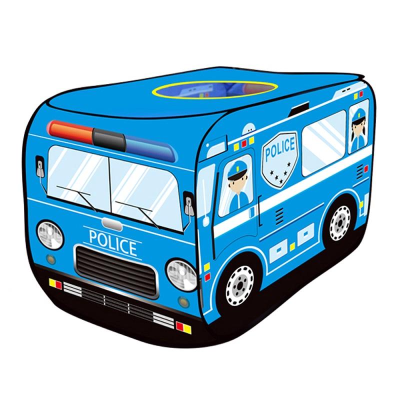 Cort de joaca Masina de politie Spatiu de joaca copii