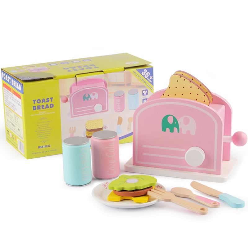 Jucarie de bucatarie Prajitor de paine Toaster MSN