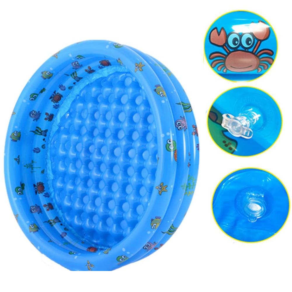 Piscina rotunda gonflabila pentru copii Loc de joaca