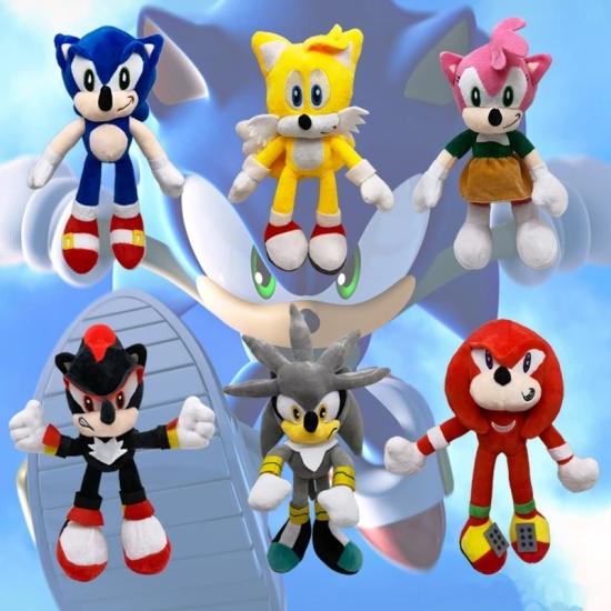 Jucarii din plus Figurine Sonic 6 Papusi desene animate