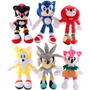 Jucarii din plus Figurine Sonic 6 Papusi desene animate11