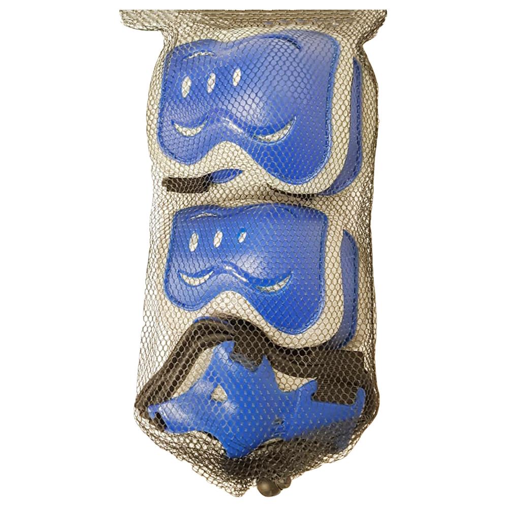 Set 3 protectii captusite pentru role skateboard copii