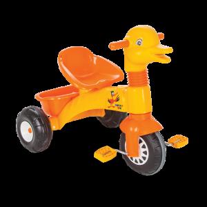 Tricicleta cu pedale Duck cu cos Bicicleta copii Pilsan