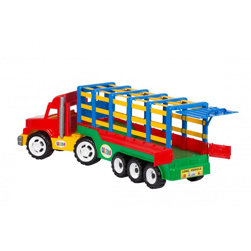 Camion Jucarie copii Tir pentru marfa Vehicule Leszko