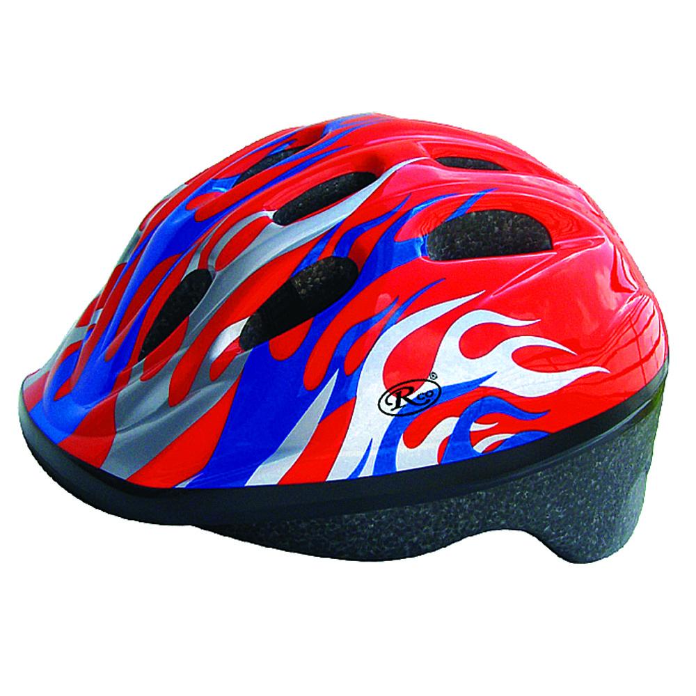 Casca de protectie rosie pentru Role Skateboard Ciclism
