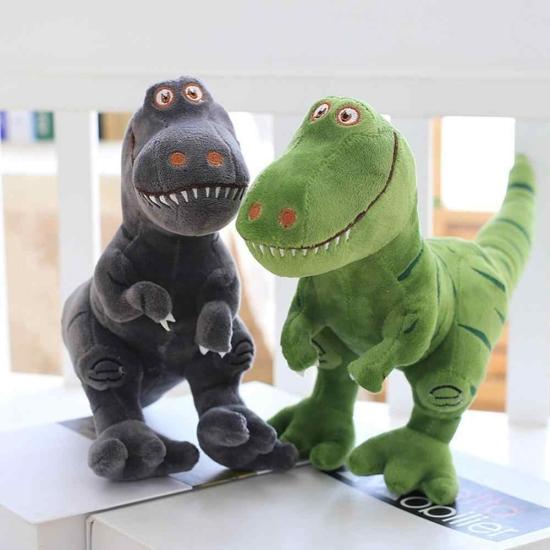 Dinozaur Jucarie plus pentru copii Mascota Dinosaur 33 cm