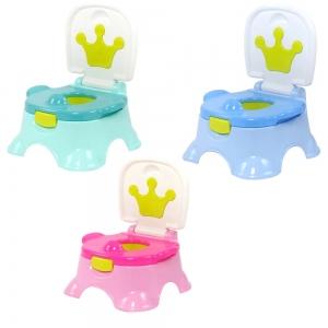 Olita copii cu recipient detasabil si scaun 2 in 1 King