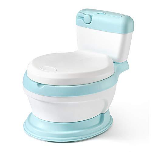 Toaleta muzicala copii cu vas de apa capac si recipient