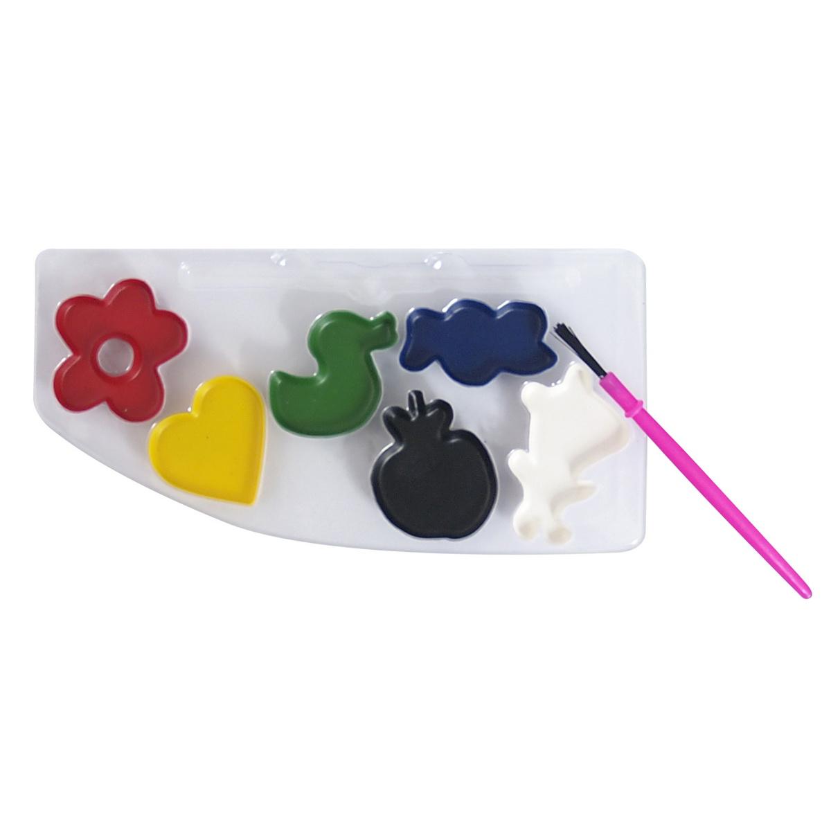 Set desen 5 in1 Acuarele Culori pentru copii Peppa Pig