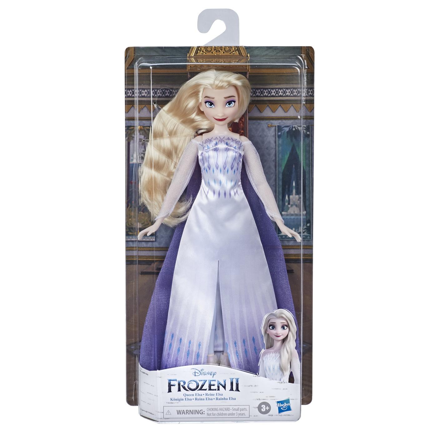 Papusa Frozen 2 Regina Elsa din Regatul de gheata II