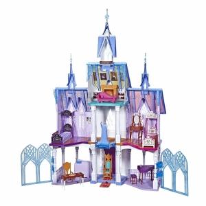 Jucarie mobilier Castelul cu etaje din Arendelle Frozen II