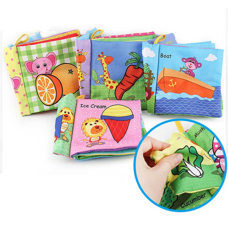 Carti moi pentru bebe Prima carte cu imagini educativa