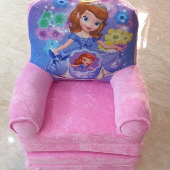 Fotoliu extensibil Sophia 1 cu 4 placi Canapea copii